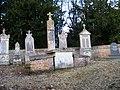 Avesne-Chaussoy, Somme, Fr , cimetière, carré seigneurial (11).jpg