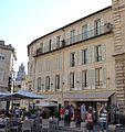 Avignon - Maisons 5 & 7 place du Palais.JPG