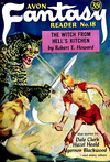 Cover of Avon Fantasy Reader issue #18
