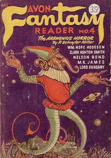 Avon Fantasy Reader 4