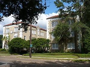Azalea Court Apartments - Front elevation of Azalea Court
