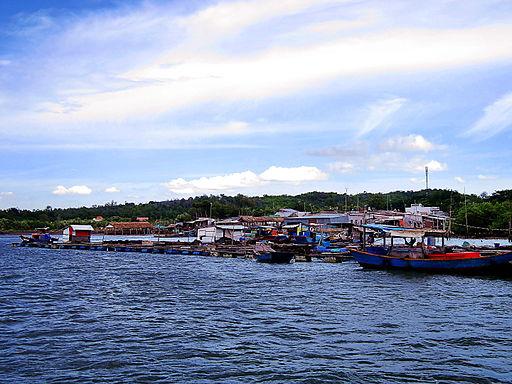 Bè cá Long Sơn