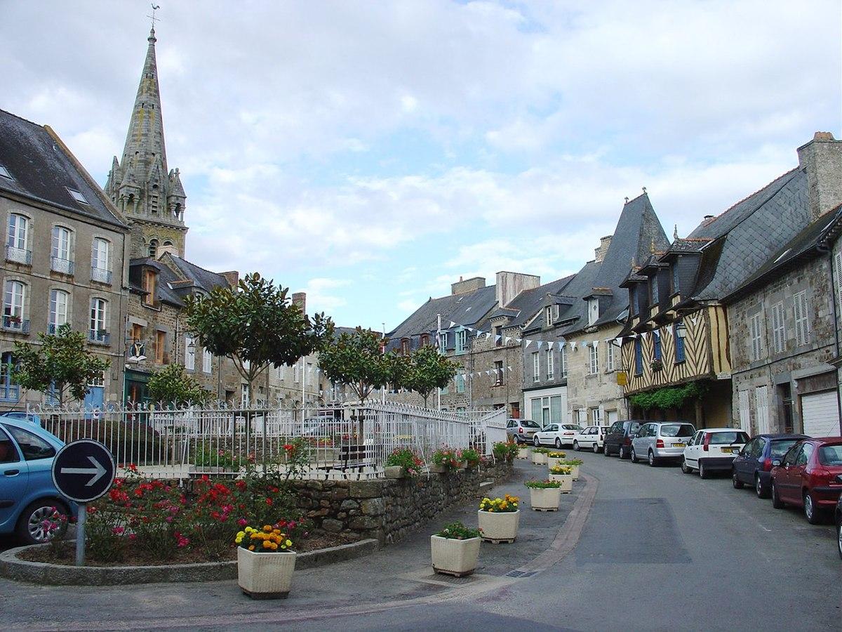 Bécherel - Wikipedia