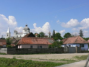 Belin, Covasna - The Unitarian Castle Church and the Reformed Church