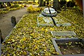 Bērzes kapi, prezidenta K.Ulmaņa kapa vieta - panoramio.jpg