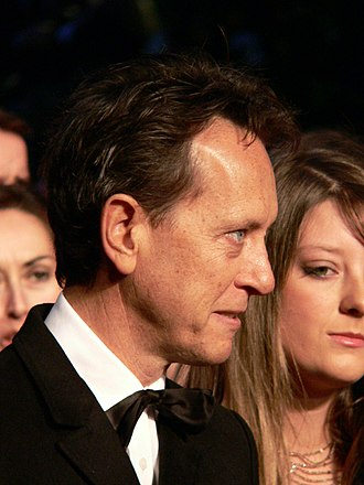 Richard E. Grant - Grant at the 2007 BAFTA Awards