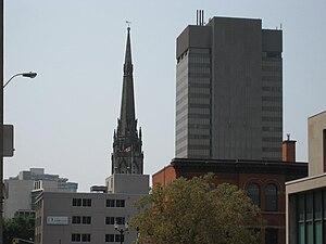 BDC Building - Image: BDC Building Hamilton A