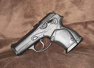 Beretta 9000 - Beretta 9000S in 9 mm