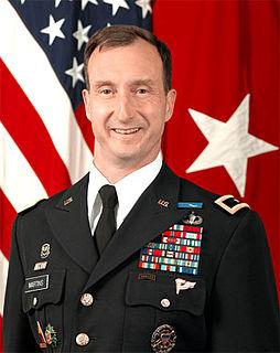 Mark S. Martins United States general