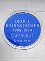 BRUCE BAIRNSFATHER 1888-1959 Cartoonist lived here.jpg
