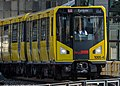 BVG HK series 1005 leaving Gleisdreieck station 20130718 1.jpg