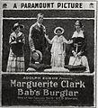 Babs Burglar 1917 pressbook poster.jpg