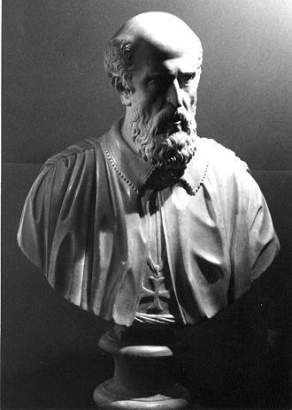 Giovanni Battista Caccini - Bust of Baccio Valori