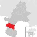 Bad Goisern am Hallstättersee im Bezirk GM.png