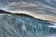 Badlands - Canossa, Reggio Emilia, Italy - December 21, 2014 02