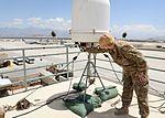 Bagram manages weather radar system for wide part of Afghanistan 150530-F-QU482-002.jpg