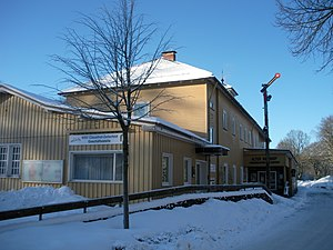 Clausthal-Zellerfeld - Former railway station
