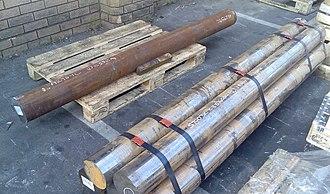Bainite - Bainite-rich steel shafts