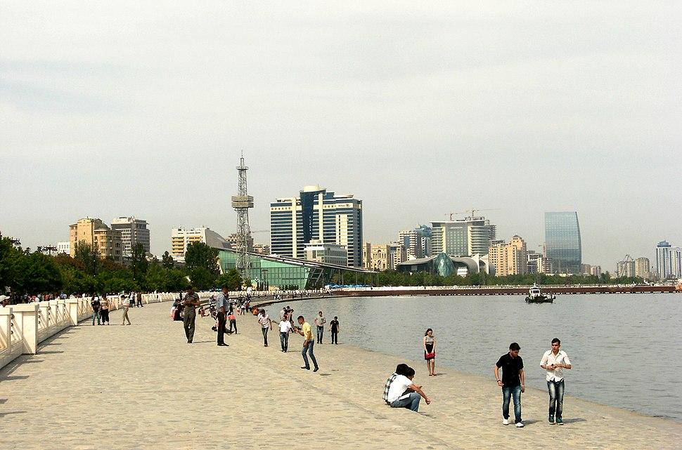 Baku Seaside Bulevard