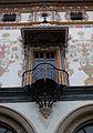 Balconet de la Galeria daurada del Palau Ducal de Gandia.JPG