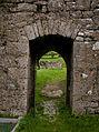 Ballindoon Priory Nave Doorway 2010 09 23.jpg