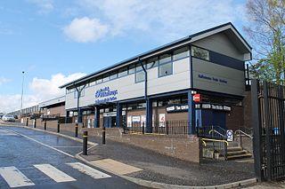 Ballymena railway station