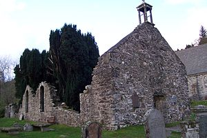 Stewart of Balquhidder - Ruins of Balquhidder church