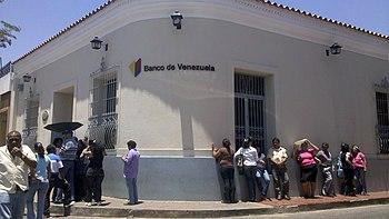 Banco de Venezuela%2C Coro
