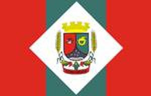 Concórdia - Image: Bandeira Concordia Santa Catarina Brasil