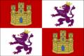 Bandera de la Corona de Castilla.png