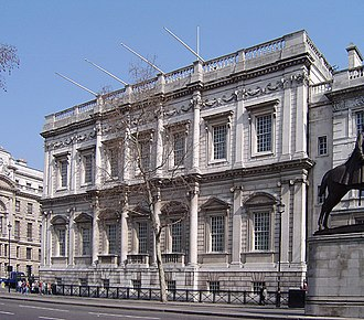 Banqueting House, Whitehall - The Banqueting House, Whitehall