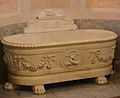 Banyera del dormitori, palau del marqués de Dosaigües.JPG