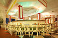 Bar in Doc Cheng's restaurant, Raffles Hotel, Singapore - 20080914.jpg