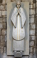 Barcelona Cathedral Interior - Blessed Pere Tarrés by Montserrat García Rius.jpg