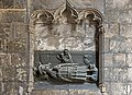 Barcelona Cathedral Interior - Grave of Antoni Tallander.jpg