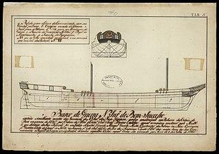 Barco de Guerra N. Snrª do Bom-Sucesso