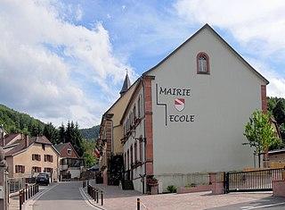 Barembach Commune in Grand Est, France