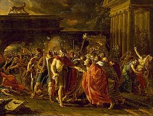 Marius Returning to Rome