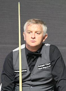 Barry Pinches English snooker player