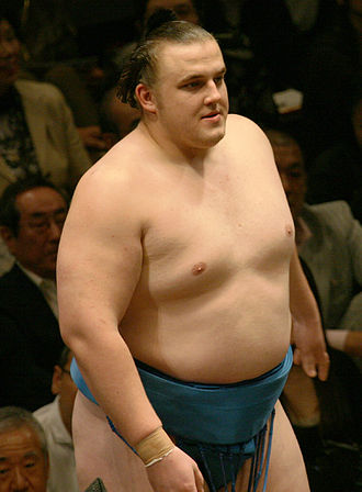 2008 in sumo - Baruto was a runner-up in March