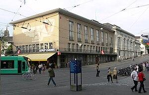 Stadtcasino Basel - Image: Basel Stadtcasino