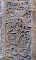 Basilique Saint-Sauveur de Dinan (Côtes d'Armor), chapelle axiale, panneau renaissance, griffon.jpg