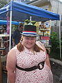 Bastille Day in Faubourg St. John New Orleans Tower Hat.jpg