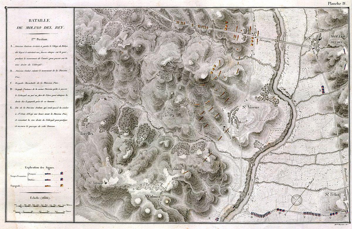 Batalla de molins de rei 1808 viquip dia l - Casa en molins de rei ...