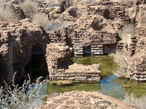 Baths at Abu Mena (XXI)