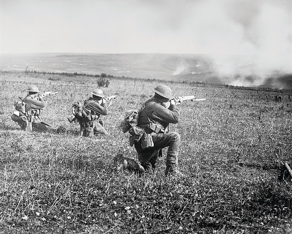 Battle of the hindenburg line