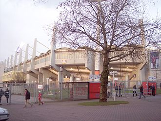 BayArena - Image: Bay Arena Leverkusen 002