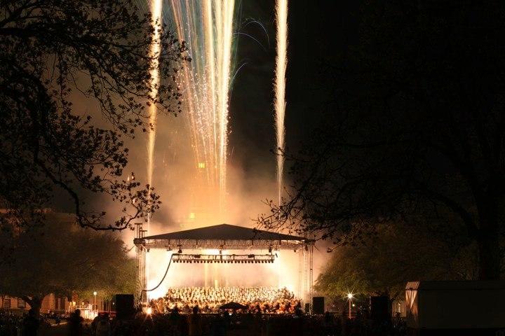 Baylor President%27s Concert 1