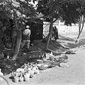 Bazar. Stoisko z sprzętami codziennego użytku - Afganistan - 001824n.jpg