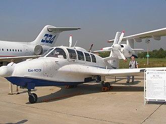 Beriev Be-103 - Image: Be 103 MAKS2007